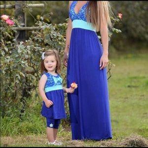Matching Mommy & Me Dress (girl's dress)